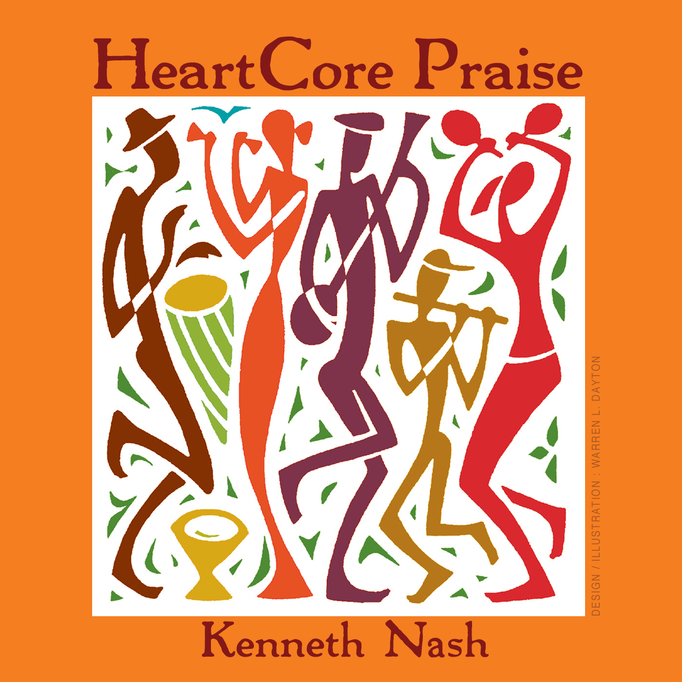 HeartCore Praise album cover